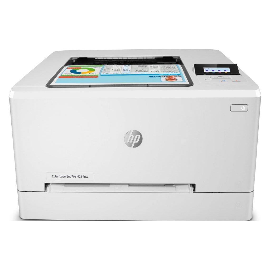 Impresora HP Laserjet Pro M254NW color