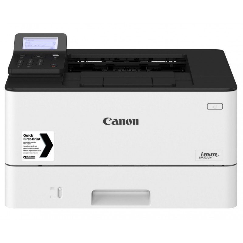 Impresora canon lbp223dw laser monocromo a4