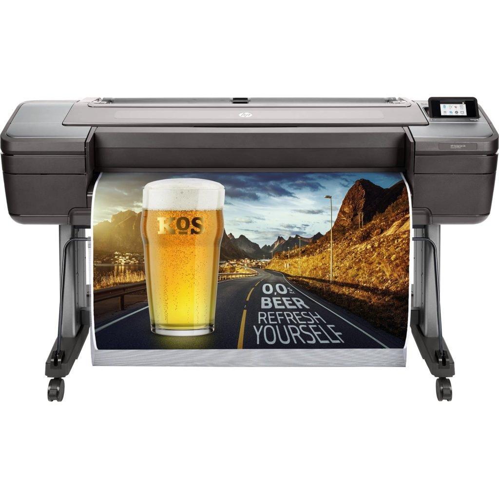 HP Designjet Z6 impresora de gran formato Color 2400 x 1200 DPI Inyección de tinta A1 (594 x 841 mm)